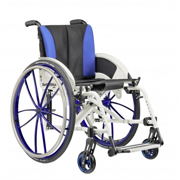 fauteuil roulant pliable actif. Black Bedroom Furniture Sets. Home Design Ideas