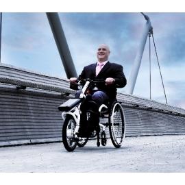Hand Bike Attitude Power