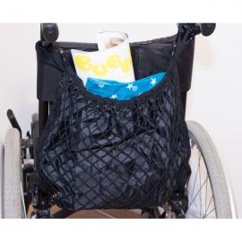 Filet pour fauteuil roulant