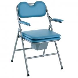 Chaise de toilette pliante Omega