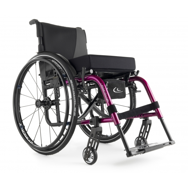 Fauteuil Roulant Actif 224 Ch 226 Ssis Pliable