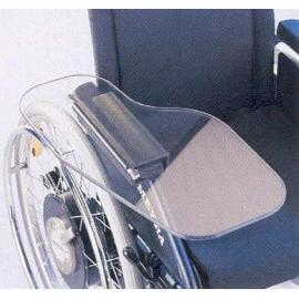 Demi table LR pour fauteuil roulant