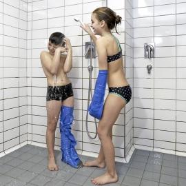 Protection plâtre enfant
