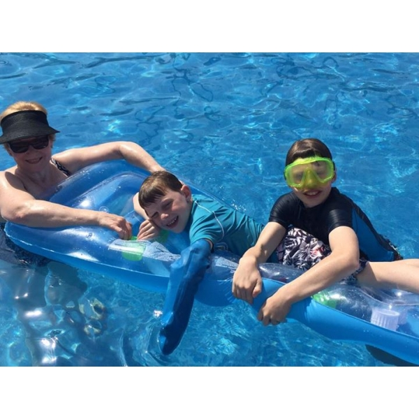 Protection de pl tre pour enfants for Protection platre piscine