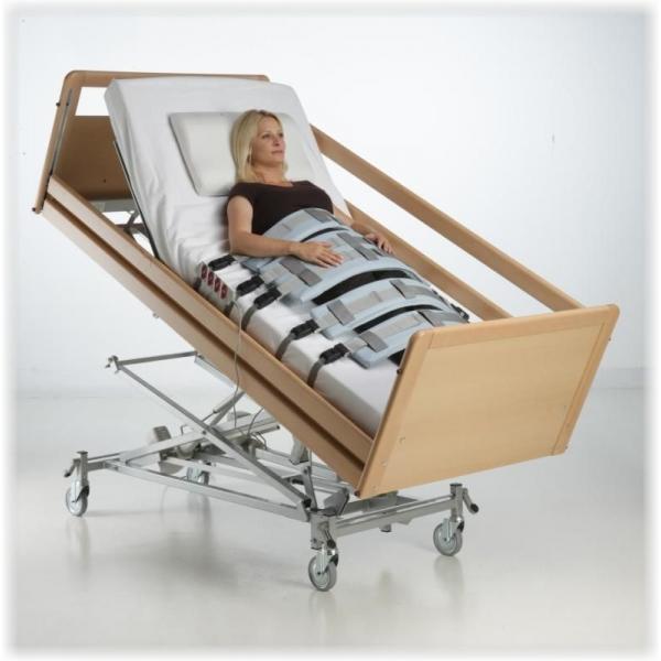 lit de th rapie et de verticalisation. Black Bedroom Furniture Sets. Home Design Ideas