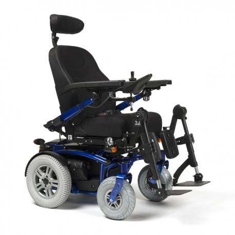 fauteuil lectrique avec tr s bonne tenue de route. Black Bedroom Furniture Sets. Home Design Ideas