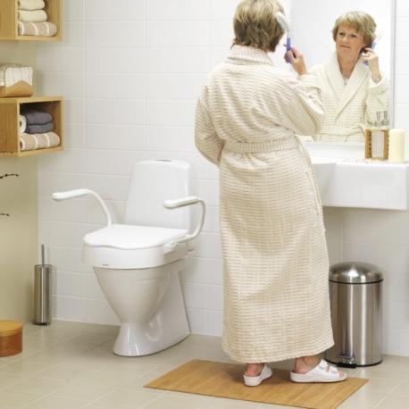 Réhausse WC Etac Cloo 6-10cm