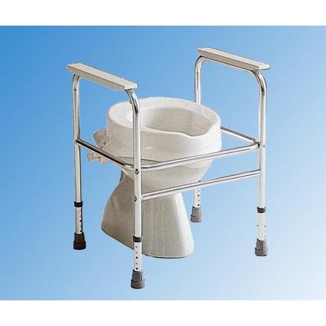 Cadre de toilettes l ger amovible - Analyse de pratique toilette au lit ...