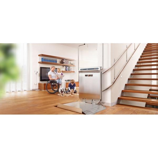 plate forme monte escalier. Black Bedroom Furniture Sets. Home Design Ideas