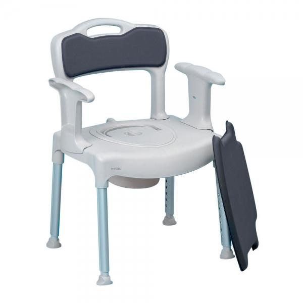 tabouret de toilette swift r glable en hauteur. Black Bedroom Furniture Sets. Home Design Ideas