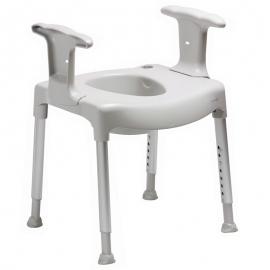 Tabouret de toilette Swift