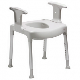 Tabouret de toilette Swift
