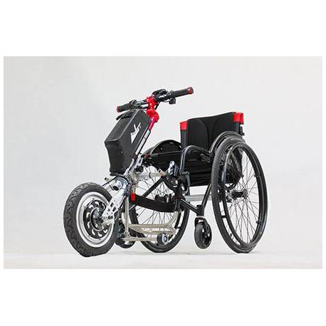 v lo lectrique pour fauteuil roulant. Black Bedroom Furniture Sets. Home Design Ideas